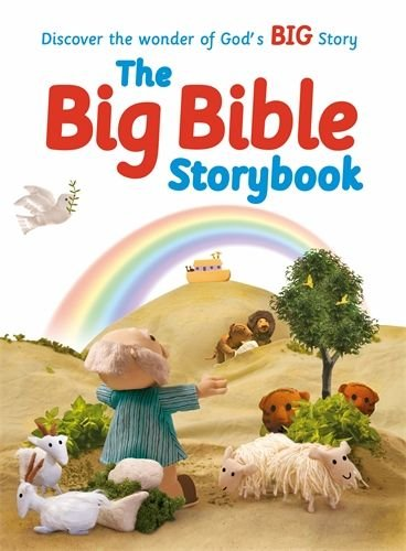 Big Bible Storybook: Updated Edition Containing 188 Best-Loved Bible Stories