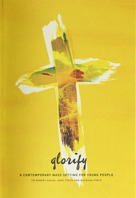 Glorify: A Contemporary Mass Setting For Young People Book & CD