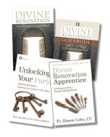 Divine Renovation Pack of 4 Books