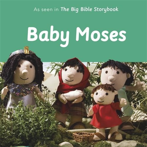 Baby Moses Board Book