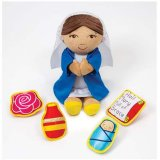 Mary, Our Mother Plush Figure