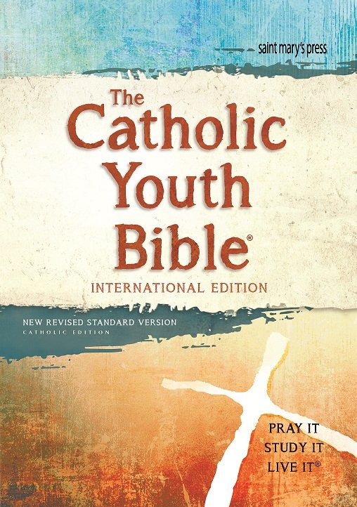 *Catholic Youth Bible 4th International Edition NRSV New Revised Standard Version