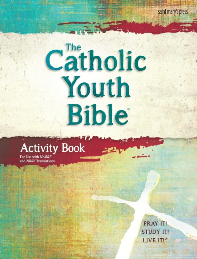 Catholic Youth Bible Activity Book for 4th Edition