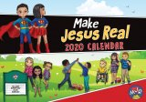 Make Jesus Real MJR Calendar 2020
