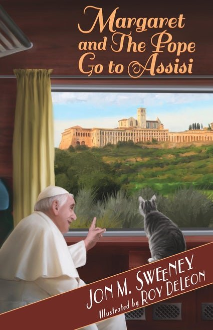 Margaret and the Pope Go to Assisi the Pope's Cat book 4