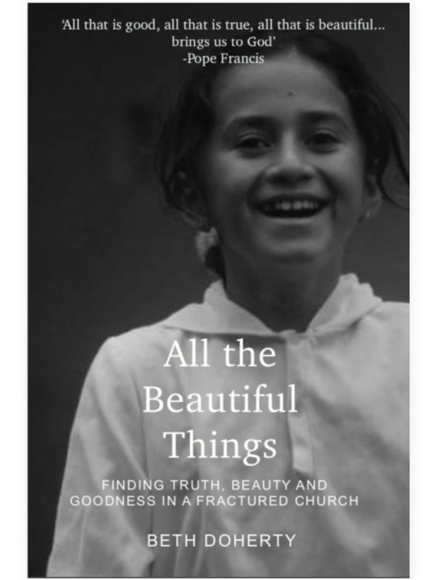 All the Beautiful Things: Finding Truth, Beauty and Goodness in a Fractured Church hardcover