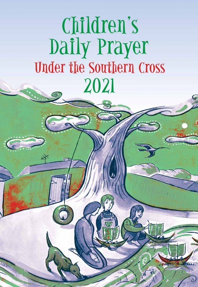 Children's Daily Prayer under the Southern Cross 2021