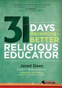 31 Days to Becoming a Better Religious Educator