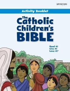 Catholic Children's Bible Activity Booklet