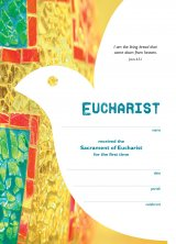 Becoming Catholic Eucharist Certificate