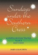 Sundays Under The Southern Cross Year A Gospel Reflections Matthew