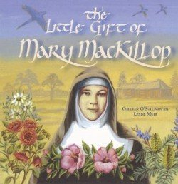 Little Gift of Mary MacKillop A Concertina Gift Book