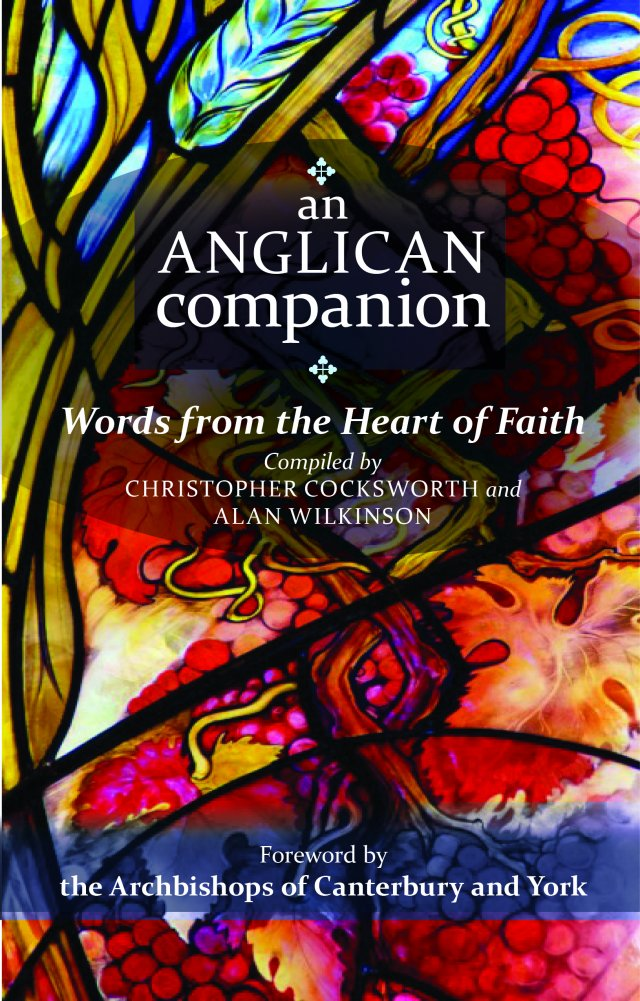 An Anglican Companion: Words from the heart of faith
