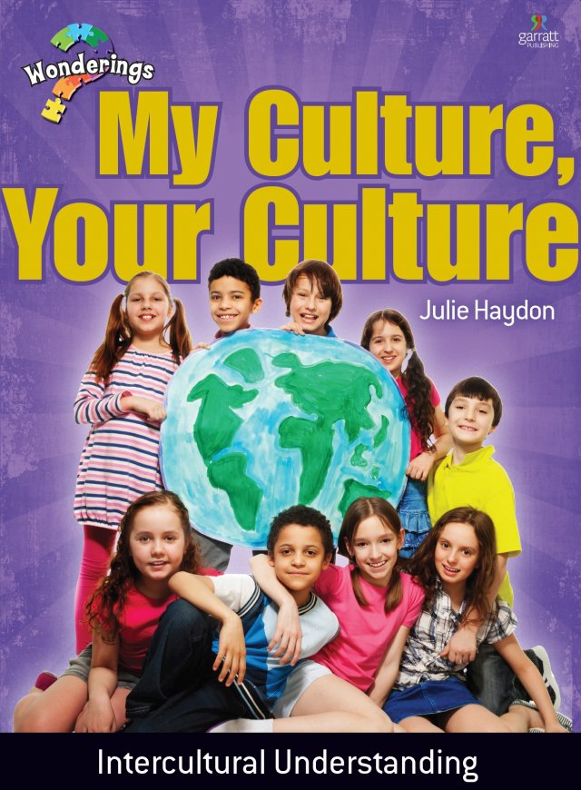 My Culture, Your Culture Wonderings Big Book
