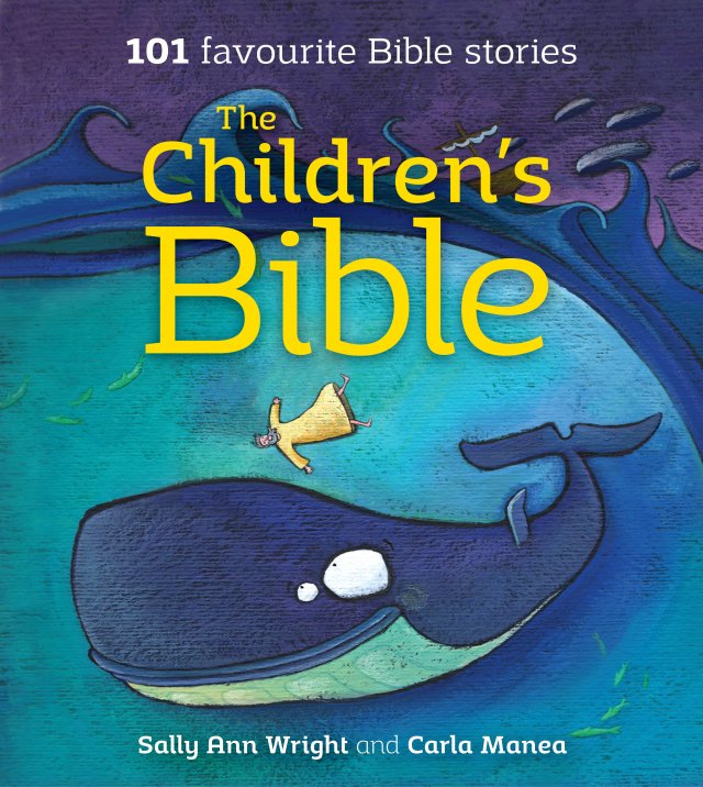 Children's Bible 101 Favourite Bible Stories
