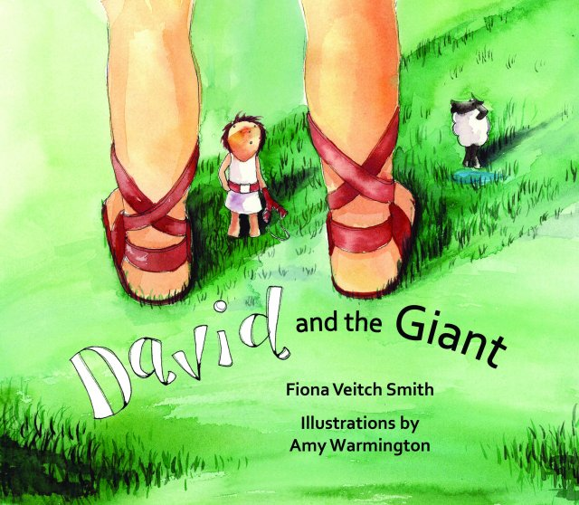 David and the Giant Young David Series Book 3