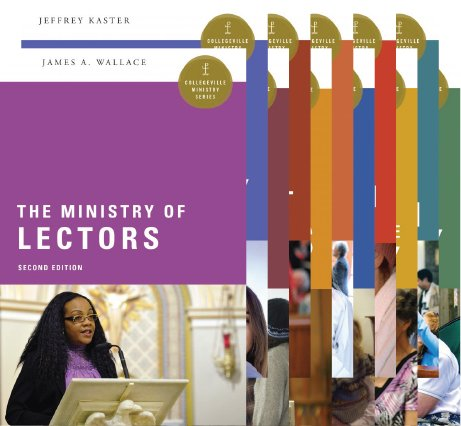 Collegeville Ministry Series Set of 11 Books
