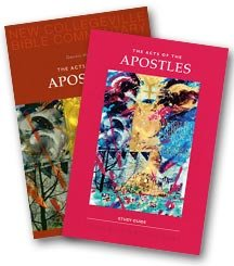 Acts of the Apostles Study Set
