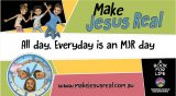 MJR Day - MJR banner design 3 pack of 5 banners