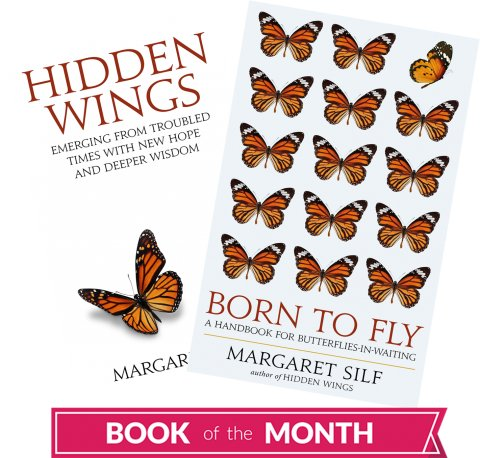 Hidden Wings & Born to Fly Book of the Month Pack