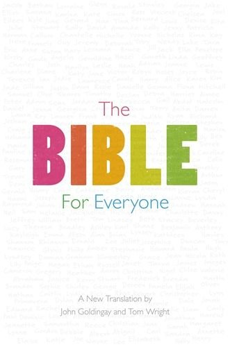 Bible for Everyone: A New Translation hardcover