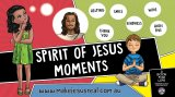 Spirit of Jesus Moments - MJR banner design 6 pack of 5 banners