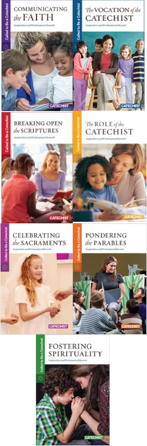 Called to Be a Catechist Series set of 10 books