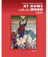 At Home with the Word 2019 Large Print Edition